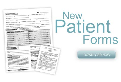 Download intake forms here | St George Chiropractor