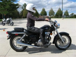 Cruiser Posture to avoid rider fatigue