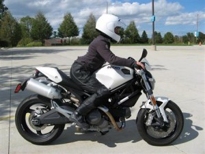 Sport Posture demonstrated by Susan Rzepka Orion