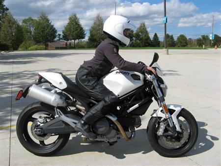 Motorcycle Riding Posture Innova Pain Clinic